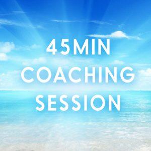 45min Coaching Session