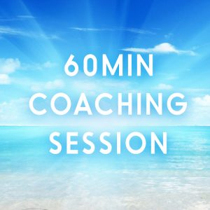 60min Coaching Session
